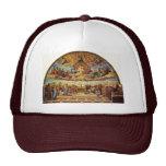 Stanza Della Signatura In The Vatican For Pope Jul Trucker Hats
