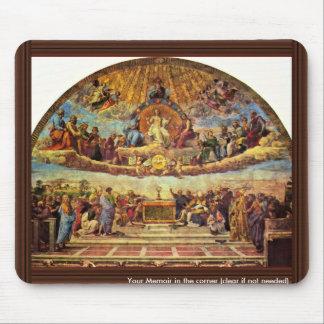 Stanza Della Signatura In The Vatican For Pope Jul Mouse Pad