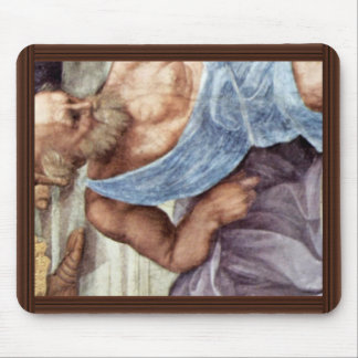 Stanza Della Signatura In The Vatican For Pope Jul Mousepads