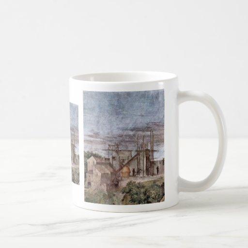 Stanza Della Signatura In The Vatican For Pope Jul Classic White Coffee Mug