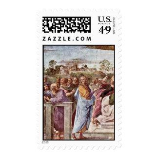 Stanza Della Signatura In The Vatican For Pope Jul Postage
