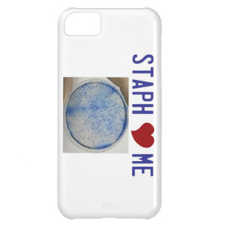 Staph Love Me in white iPhone 5C Cover