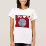Staph Love Me red T-Shirt