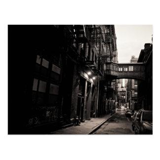 Staple Street - Tribeca - New York City Postcard