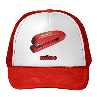 Stapler Mine Cap Trucker Hat