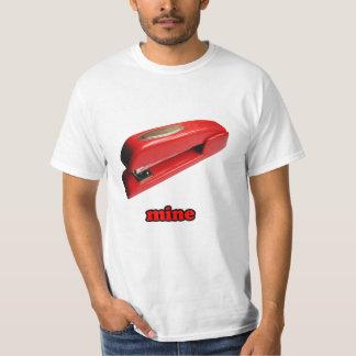 Stapler Mine Value T T-shirt