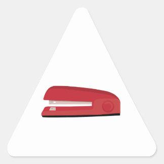 Stapler Triangle Stickers