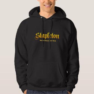 Stapleton...Staten Island, New York Hoodie (Black)