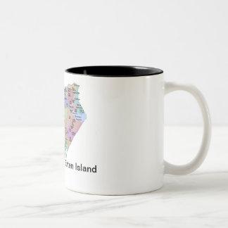 Stapleton, taza del tono del ~ dos de Staten Islan