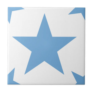 Star 2 Placid Blue Tiles