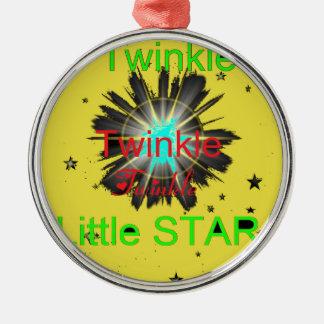 STAR 2.png Metal Ornament