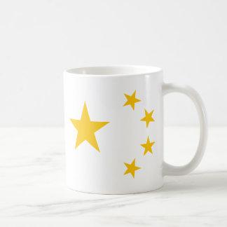 star 5 coffee mug