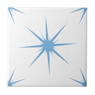 Star 5 Placid Blue Tiles