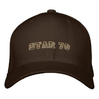 Star 70 Born in 1970 Disco Gold Cap