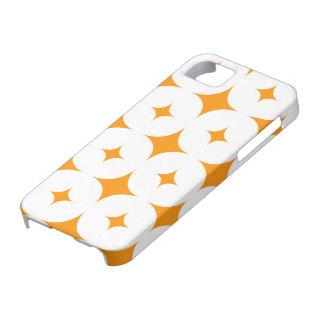Star 7 Orange iPhone 5 Cover