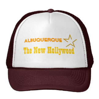 star, Albuquerque, The New Hollywood Trucker Hat