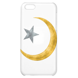 Star and Crescent iPhone 5C Cases