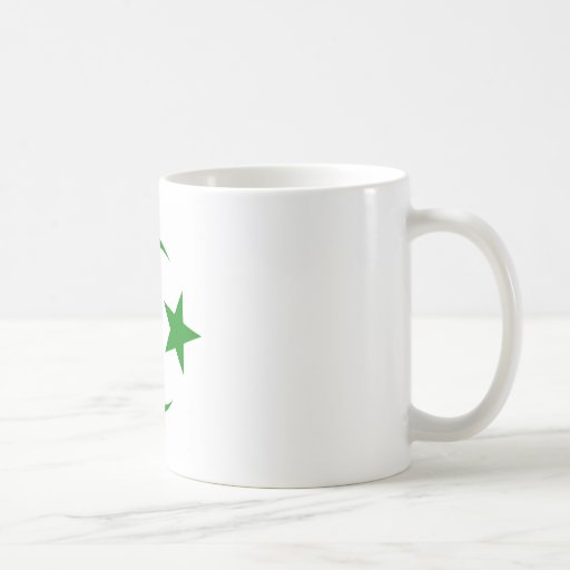 Star and Crescent Mug