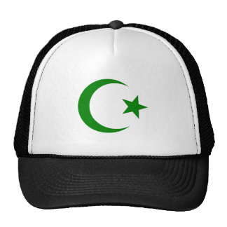 Star and Crescent Trucker Hat