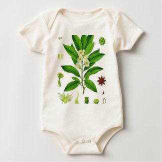 Star Anise Baby Bodysuit