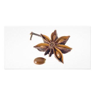 Star anise card