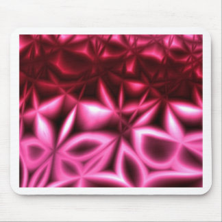 Star Anise Magenta Mouse Pad