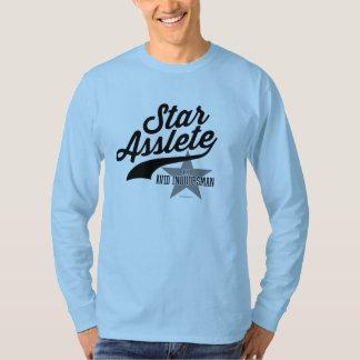 Star Asslete (Avid Indoorsman) T-Shirt