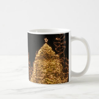 Star Atop the Christmas Tree Mug