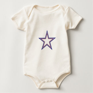 Star Baby Bodysuit