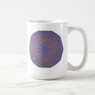 STAR BALL CLASSIC WHITE COFFEE MUG
