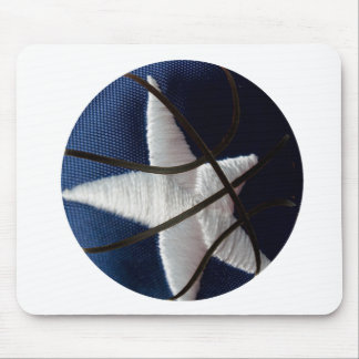 Star basket mouse pad