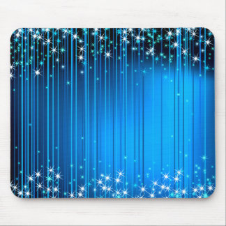 Star Beams Mouse Pads