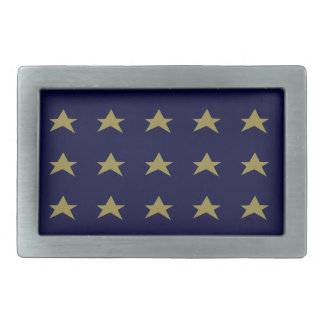 Star Belt Buckle  Add text