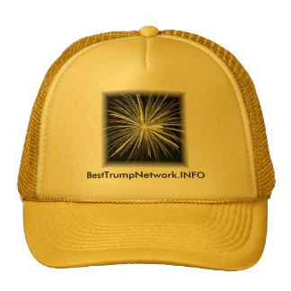 Star, BestTrumpNetwork.INFO Trucker Hat