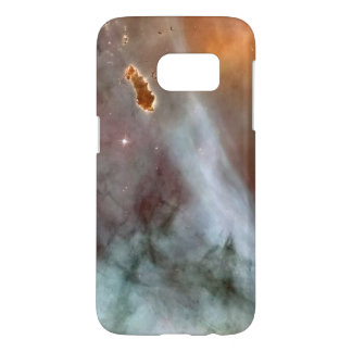 Star Birth and Death in the Carina Nebula Samsung Galaxy S7 Case