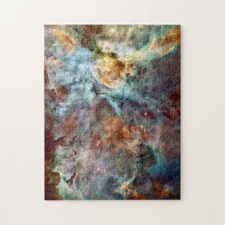 Star birth & death in the Carina Nebula Jigsaw Puzzle