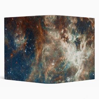 Star Birth in 30 Doradus Tarantula Nebula NGC 2070 3 Ring Binder