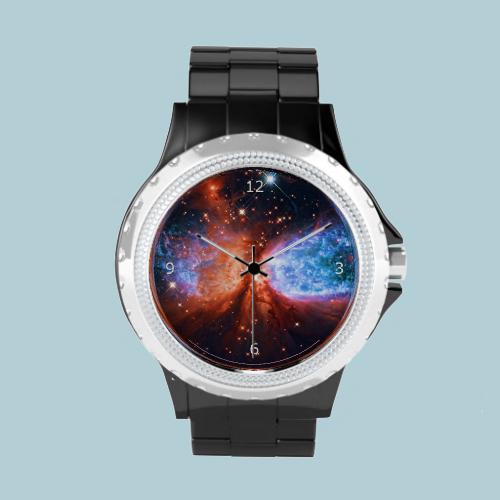 Star Birth in Constellation Cygnus, The Swan Watch