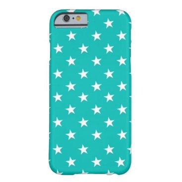 McTiffany Tiffany Aqua Star Blue Tiffany Barely There iPhone 6 Case