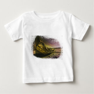 Star boat design baby T-Shirt