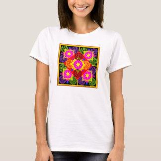 Star Box Geometric T-Shirt