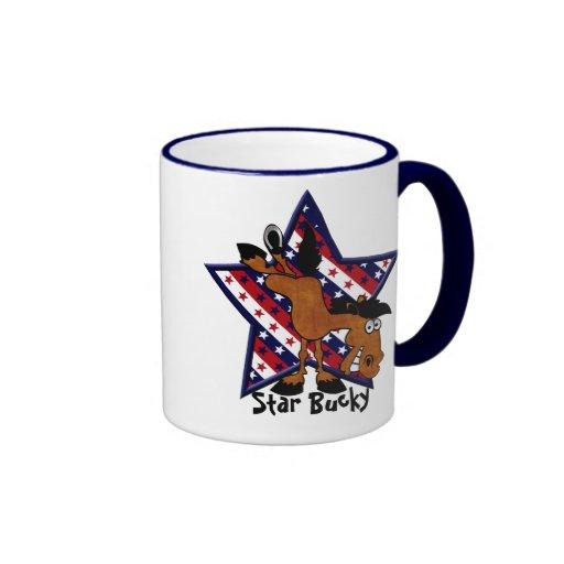 Star Bucky the Rodeo Horse Mug