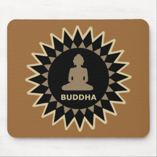 Star Buddha Mouse Pads