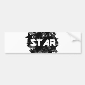 Star Bumper Sticker
