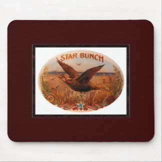 star bunch mouse pad