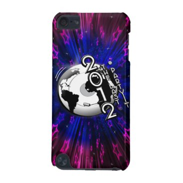 "STAR BURST - I-Pod Touch 4th Gen Case - ""2012TLP"""