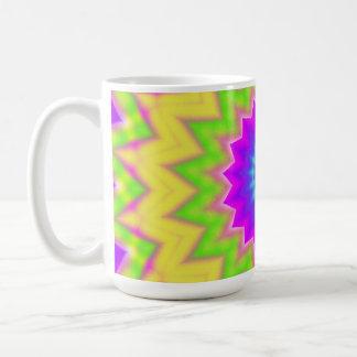 Star Burst of Color Mug