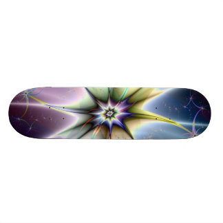 Star Burst Skateboard