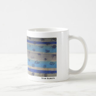 Star Bursts Coffee Mug