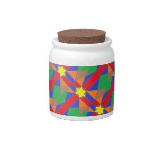 Star Candy Jar